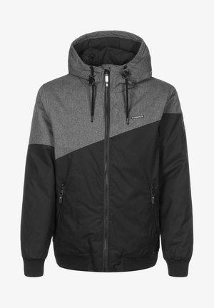 WINGS - Winter jacket - black