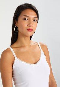 Cream - Jersey dress - chalk - 3