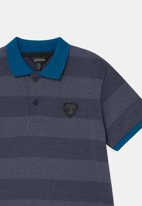 Automobili Lamborghini Kidswear - CONTRAST COLOR - Polo shirt - blue hera - 2