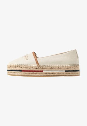 TROPICAL FADE - Loafers - ivory