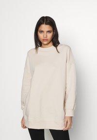 Monki - GALI  - Sweatshirt - beige - 0