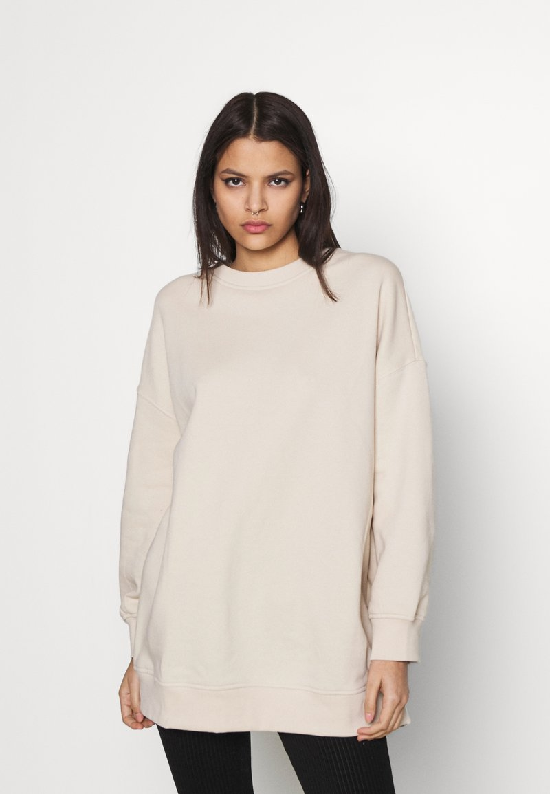 Monki - GALI  - Sweatshirt - beige