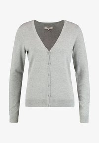 mottled light grey