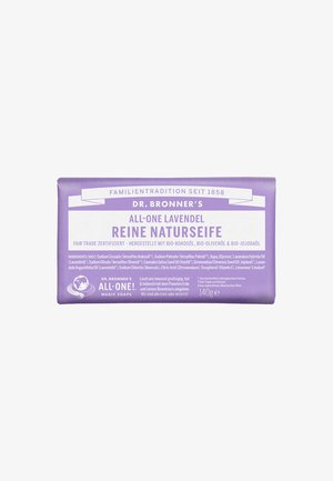 PURE NATURAL SOAP 140G - Sæbebar - lavendel