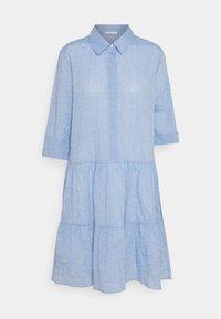 Opus - WRIANA - Shirt dress - blue mood - 0
