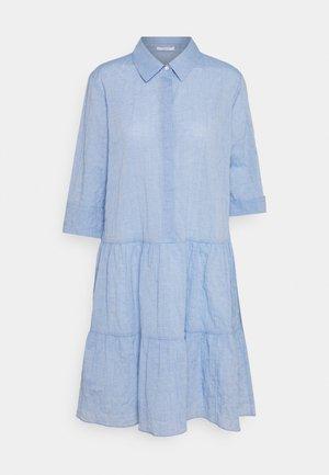 WRIANA - Skjortekjole - blue mood