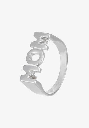 MOM - Ringe - silver-coloured