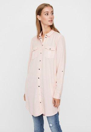 Vestido vaquero - pink