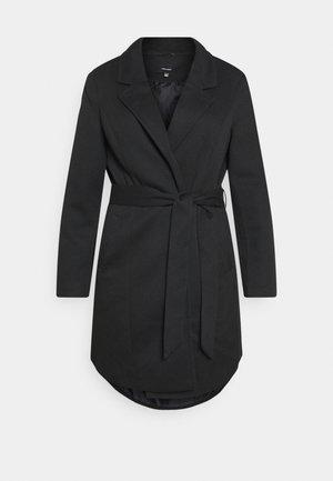 VMVERODONNA TRENCHCOAT CURVE - Classic coat - black