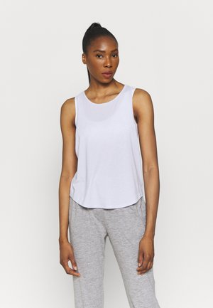 BREATHE MUSCLE LOW ARMHOLE TANK - Top - sunrise blue