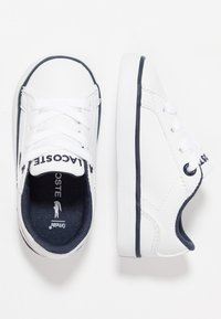 Lacoste - LEROND - Trainers - white/navy - 0