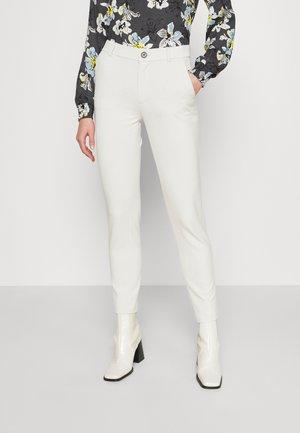 ONLEMILY VELMA PANT  - Trousers - pumice stone