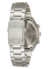 EDIFICE - CLASSIC SPORTY - Cronografo - silver - 1