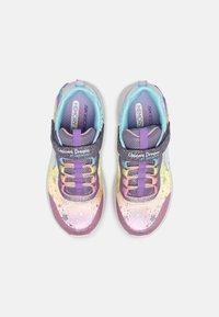 Skechers - UNICORN DREAMS - Matalavartiset tennarit - purple/multi - 3
