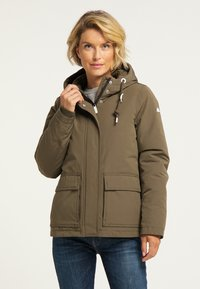 ICEBOUND - Winter jacket - militär oliv - 0
