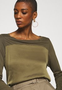 Anna Field - Long sleeved top - olive - 4