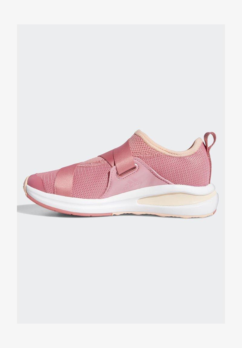 adidas Performance - FORTARUN X CLOUDFOAM RUNNING - Sports shoes - pink