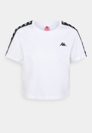 INULA - T-shirt z nadrukiem - bright white
