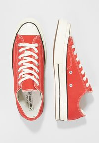 Converse - CHUCK TAYLOR ALL STAR 70 ALWAYS ON - Trainers - enamel red/egret/black - 1