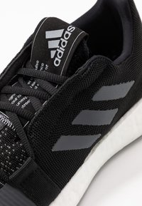 adidas Performance - SENSEBOOST GO - Nøytrale løpesko - core black/grey six/grey three - 5