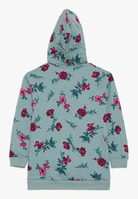 Benetton - HOOD - Mikina s kapucí - light blue - 1