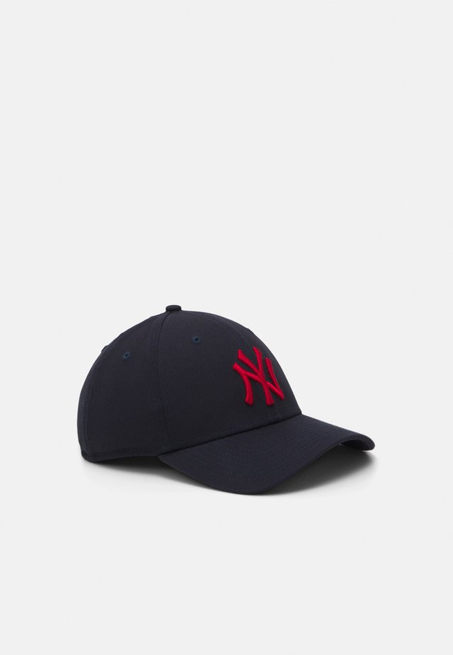 LEAGUE ESSENTIAL 39THIRTY UNISEX - Cap - dark blue