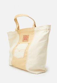 Levi's® - WOMENS TOTE - Bolso shopping - regular khaki - 3