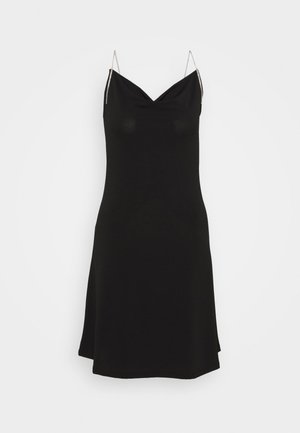 VMBLAIR SINGLET SHORT DRESS - Vestido de cóctel - black