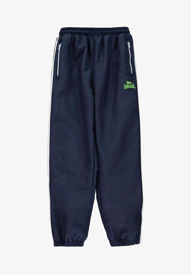 Pantalon de survêtement - marineblau