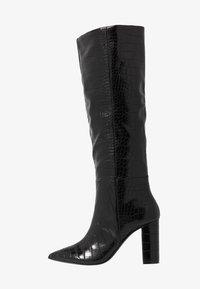 Call it Spring - SILA - Boots med høye hæler - black - 1