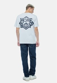 Homeboy - BAGGY - Relaxed fit jeans - indigo - 2