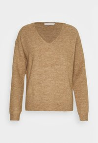 Pieces - PCPERLA - Jumper - toasted coconut - 4