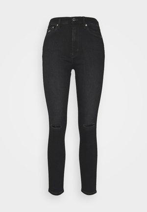 SYLVIA SKINNY ANKLE  - Jeans Skinny - cedar black