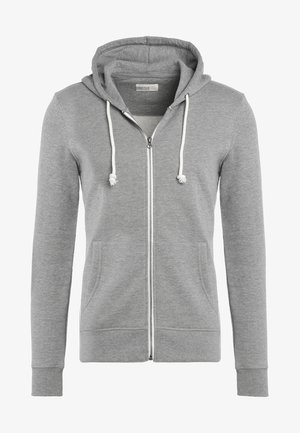 Sweatjacke - grey melange