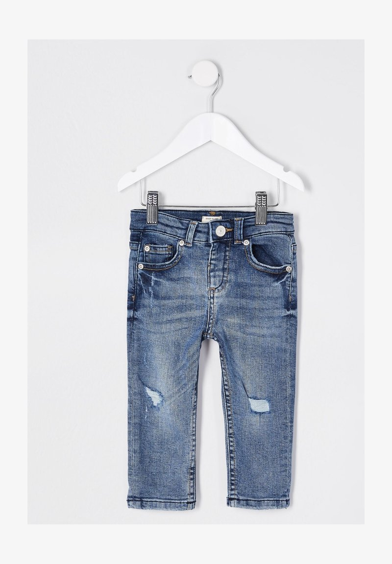 River Island - Straight leg jeans - blue
