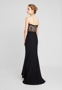 Jarlo - MILAN SET - Společenské šaty - black - 2
