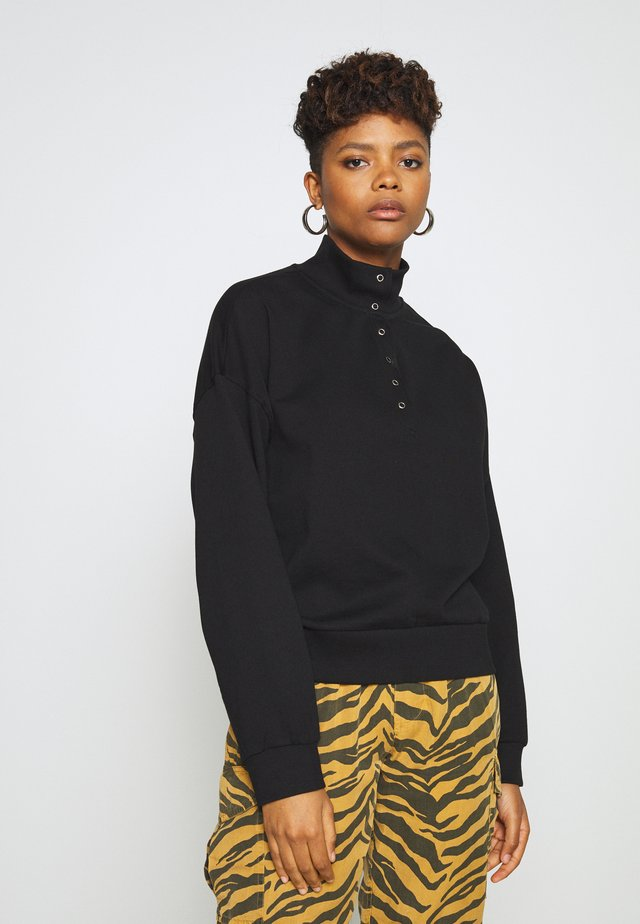 ESTELLE - Sweatshirt - black