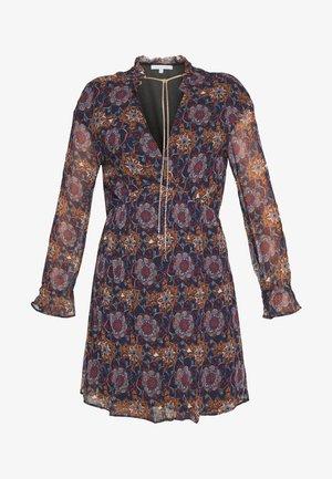 ABITO DRESS - Denní šaty - blue