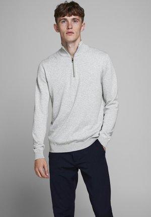 Jumper - cool grey