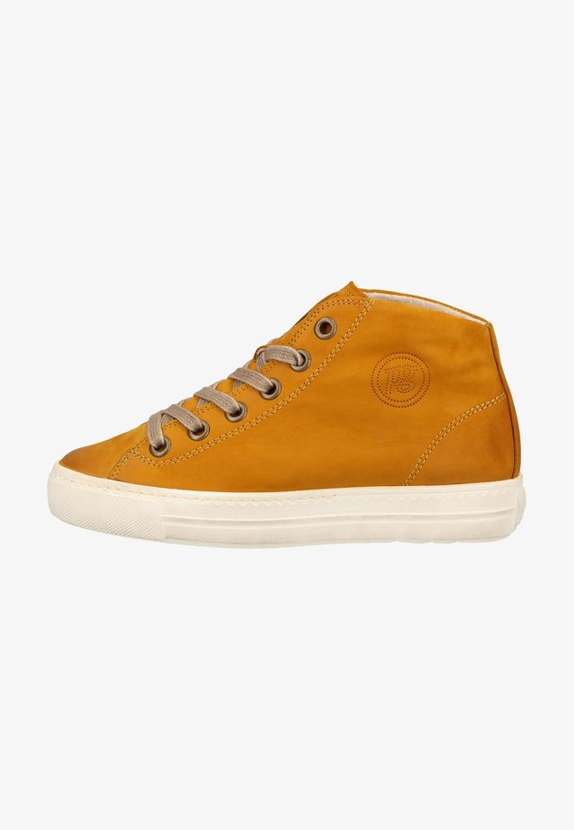 Sneakers alte - yellow