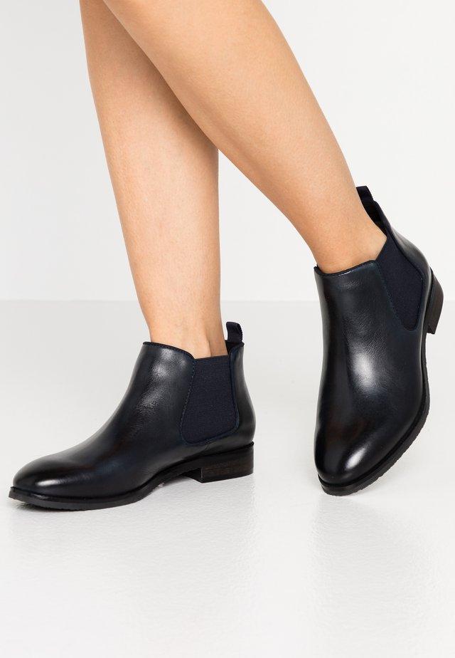 Kotníková obuv - ocean
