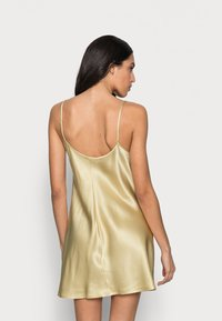 La Perla - SHORT SLIPDRESS - Nightie - beige/stone - 2