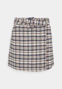 Fashion Union - KENE SKIRT - Mini skirt -  light brown - 0