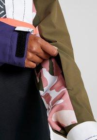 DC Shoes - ENVY ANORAK - Snowboard jacket - multicolor - 5
