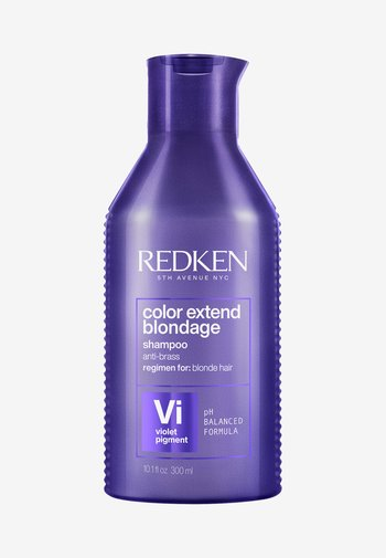 COLOR EXTEND BLONDAGE SHAMPOO - Shampoo - -
