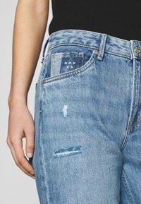 Pepe Jeans - JIVE REPAIR - Flared Jeans - denim - 4