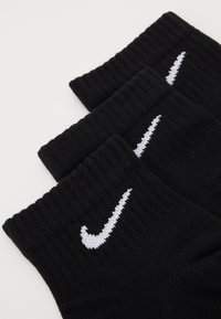 Nike Performance - EVERYDAY ANKLE 3 PACK - Chaussettes de sport - black/white - 1