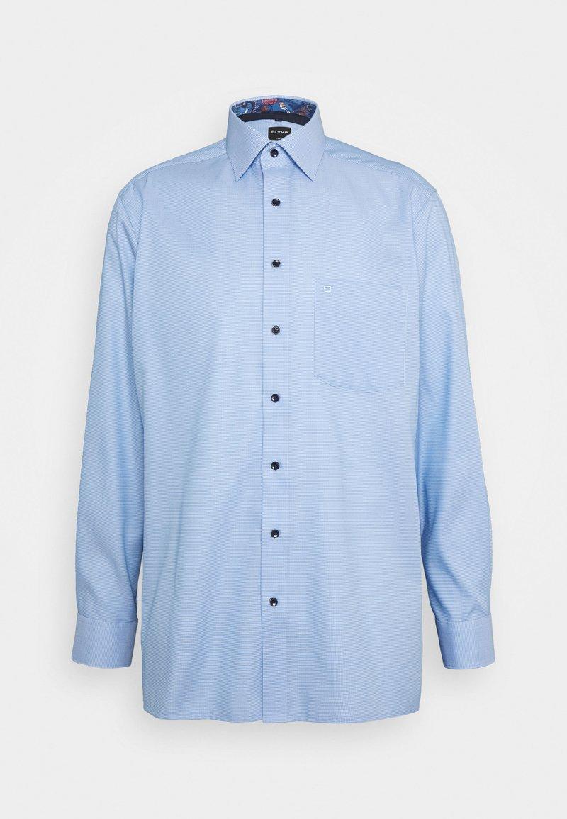 OLYMP Luxor - LUXOR MODERN FIT NEW KENT - Shirt - bleu