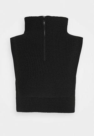 Pláštěnka - black