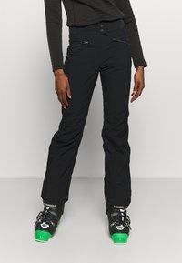 Rossignol - CLASSIQUE PANT - Ski- & snowboardbukser - black - 0